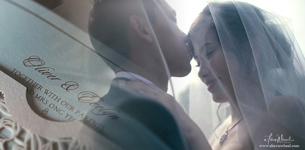 wedding videographers singapore Aferriswheel Studios