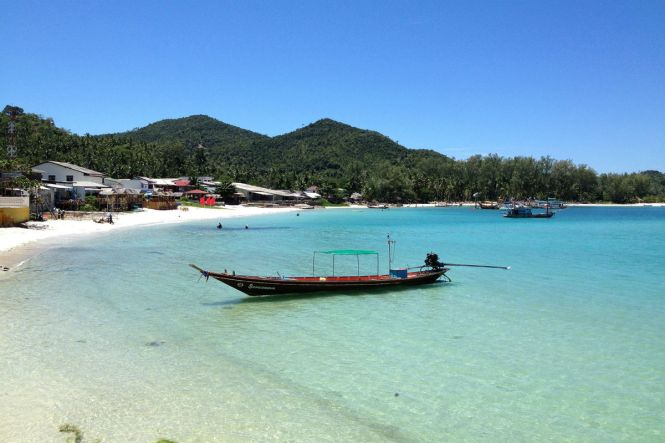 Thailand Honeymoon Destinations - Chaloklum Bay - Tree House KP