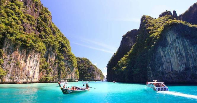 Thailand Honeymoon Destinations - Krabi Phi Phi Island - The Guide Thailand