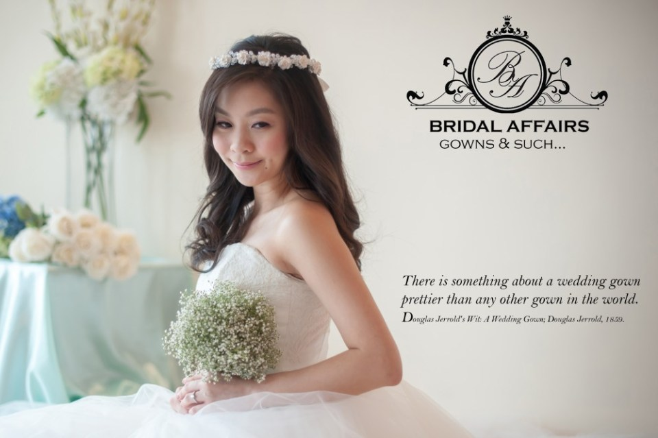 bridal affairs bridal studios singapore