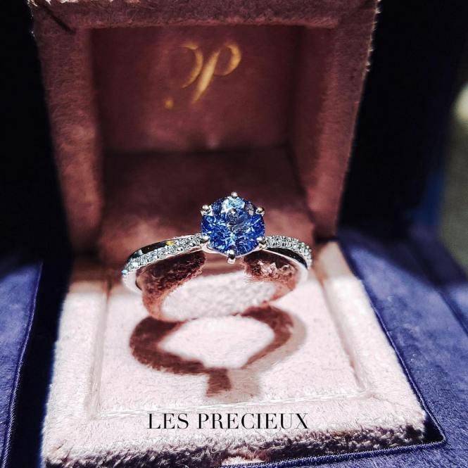 wedding ring les precieux
