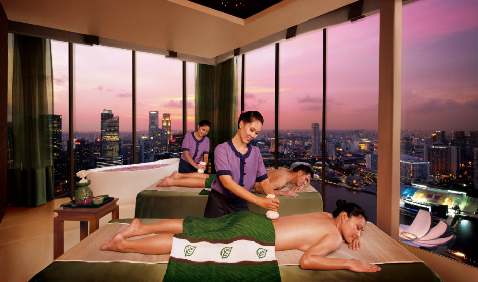Banyan Tree Massage Spas Singapore