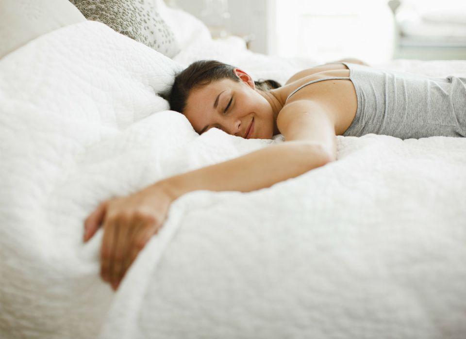 Simmons Pillow Sleep