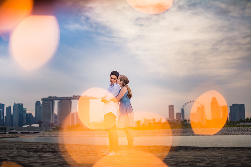 Fsquared Photography singapore wedding photography into art
