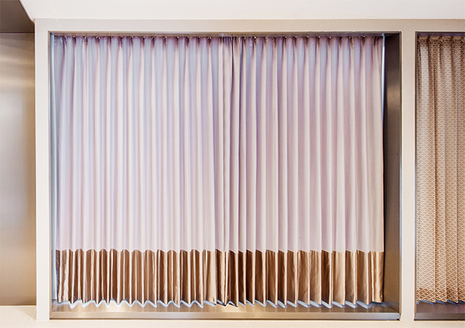 ALTEX Curtains Shaping Technology Singapore