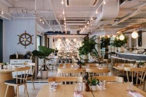 Bayswater Kitchen restaurant wedding venue