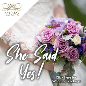 Midas Hotel & Casino Vows & Celebrations