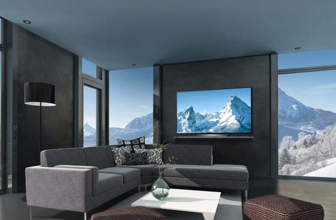 LG B8 OLED 4K TV