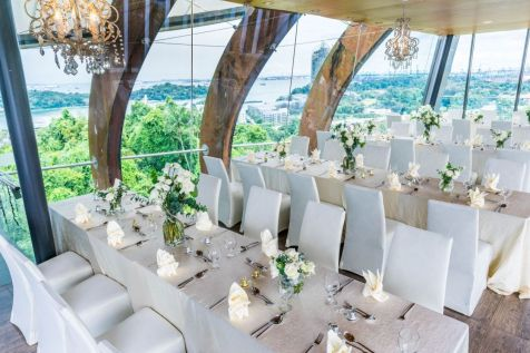 faber peak wedding venues singapore