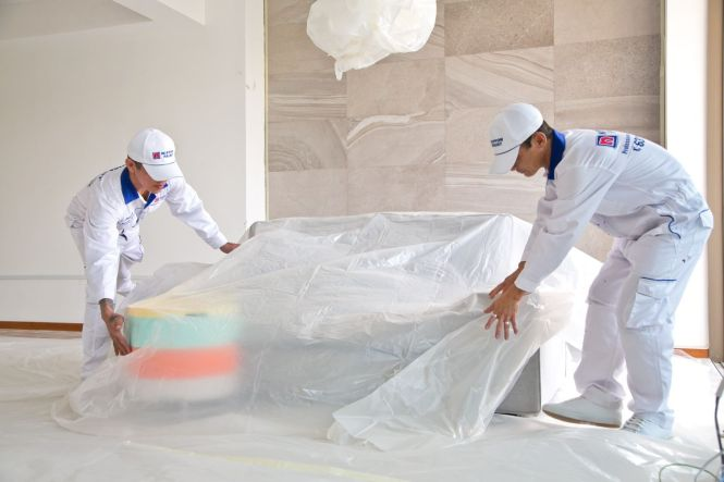 Nippon Paint - Professional Painting Service Singapore