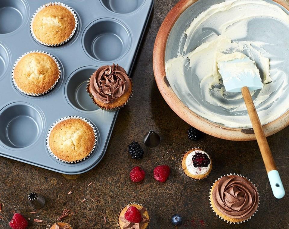 Jamie Oliver's Culinary Tools baking hipvan