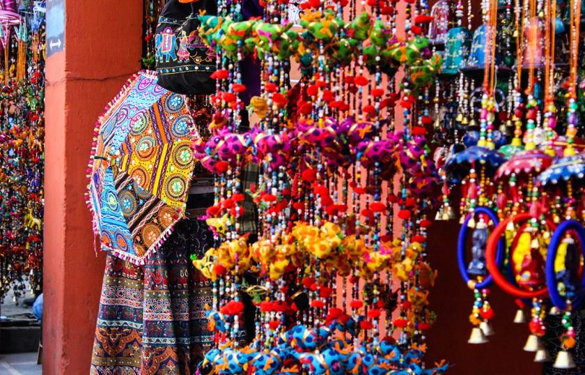 jaipur honeymoon Bapu Bazaar