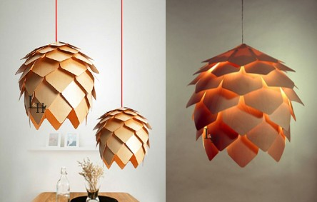 tropical pendant light L&H lighting