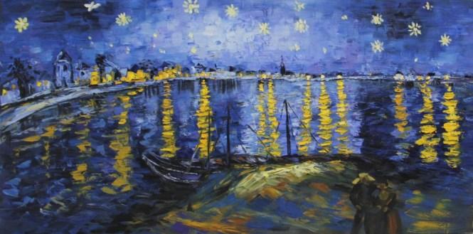 art painting van gogh