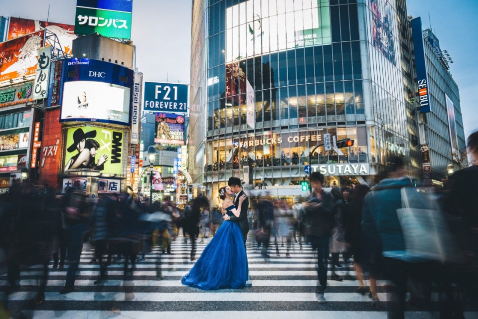 japan photoshoot location tokyo