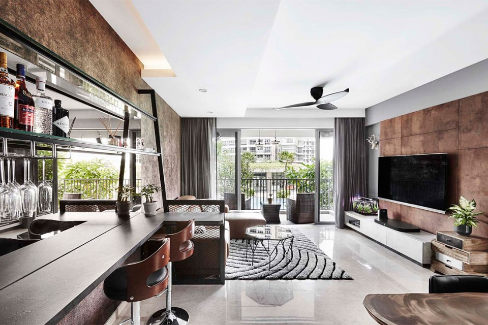 cost of home renovation singapore budget