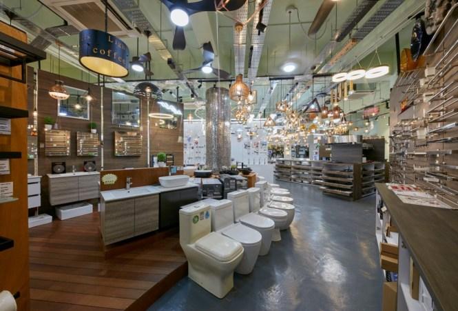 lighting shope singapore Lights N Showers