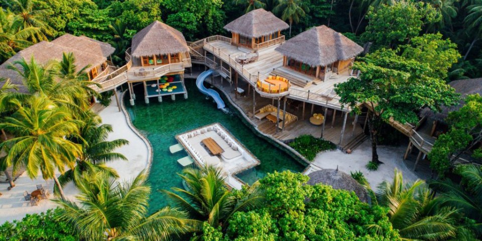 Soneva Fushi Honeymoon resort