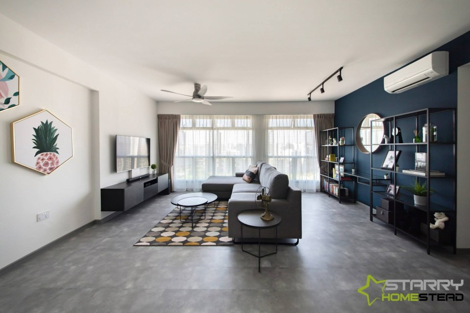 interior designer singapore Starry Homestead