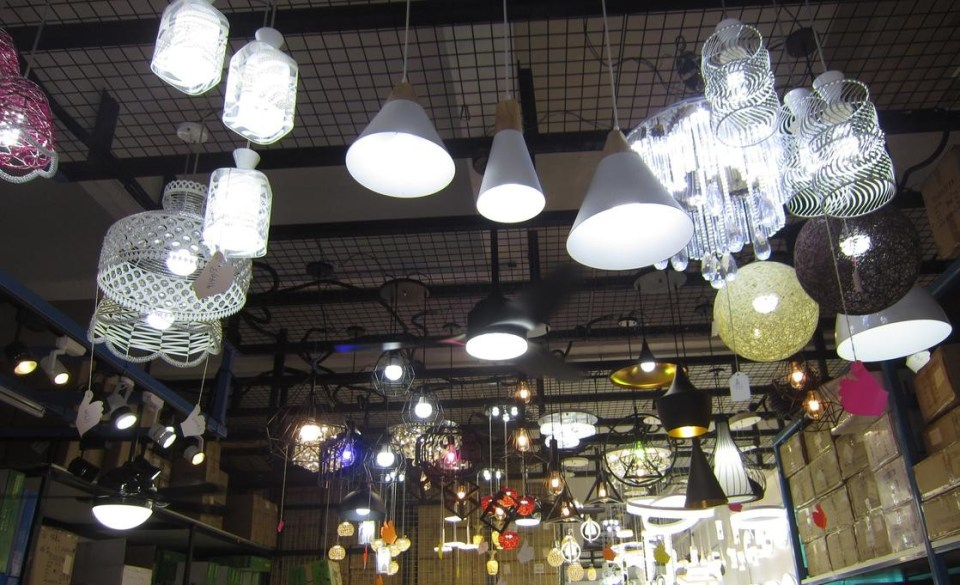 lisghting shops singapore yafen