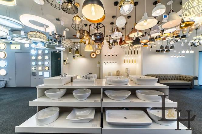 lighting shops singapore L&H Lighting