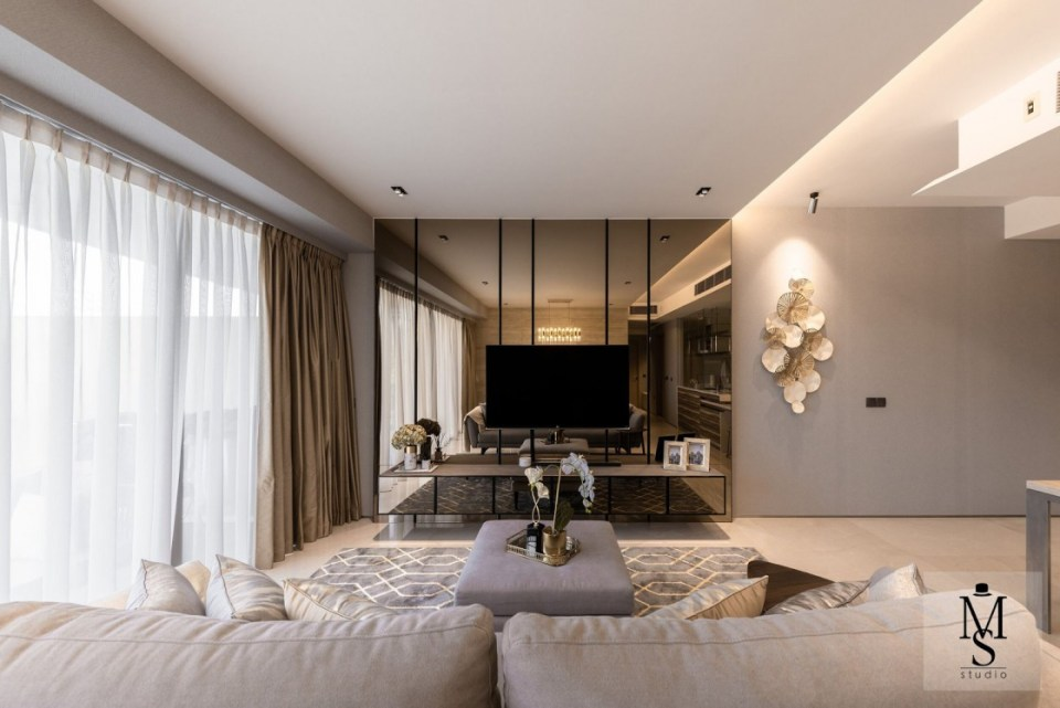 top qanvast interior designers singapore Mr Shopper Studio