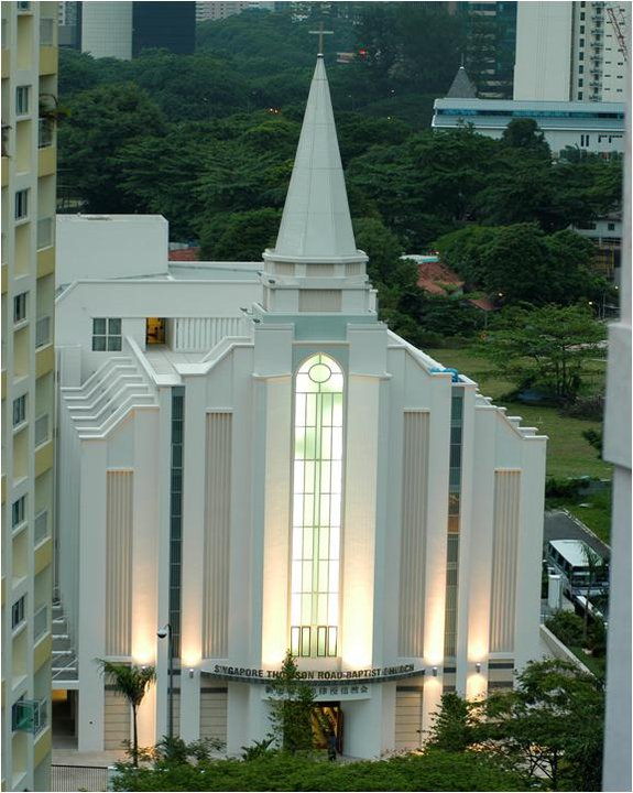 churches singapore Thomson Road Baptist Church