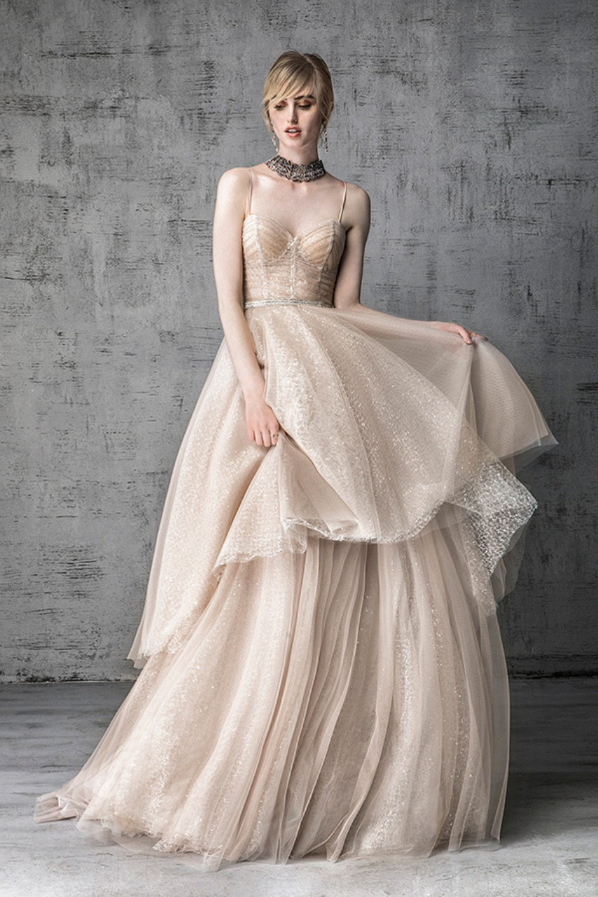 bridal gowns trends Victoria KyriaKides
