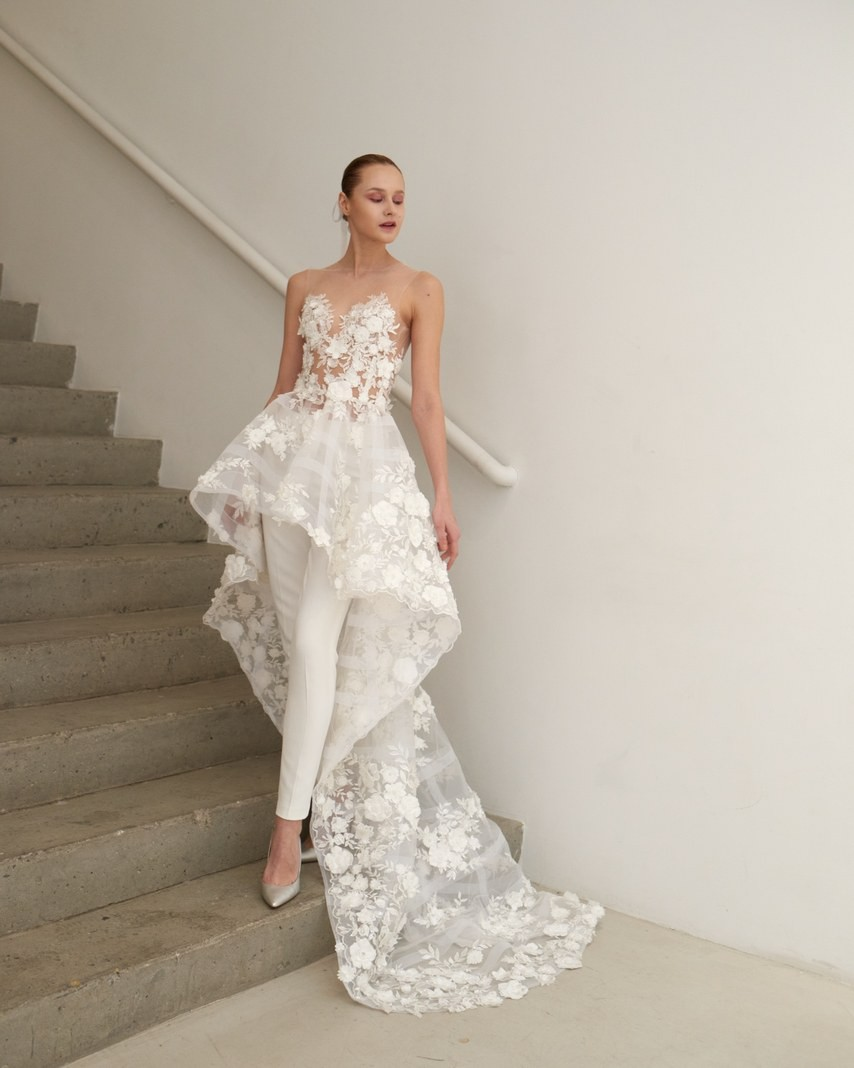 bridal gowns trends Francesca Miranda