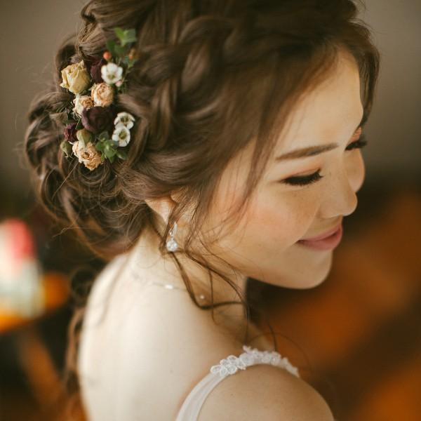 wedding makeup artists Stella Ang Make-up Artist