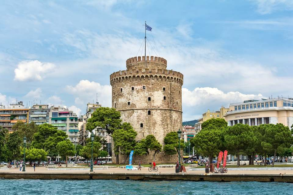 Thessaloniki greece honeymoon