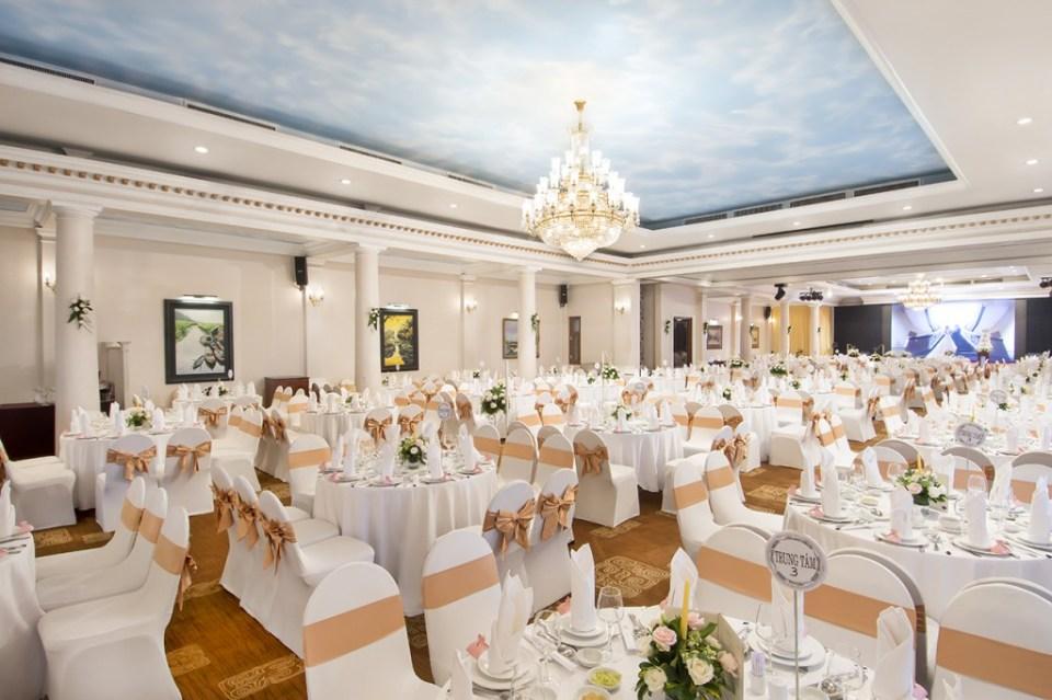 vietnam wedding venues Colonial Wedding