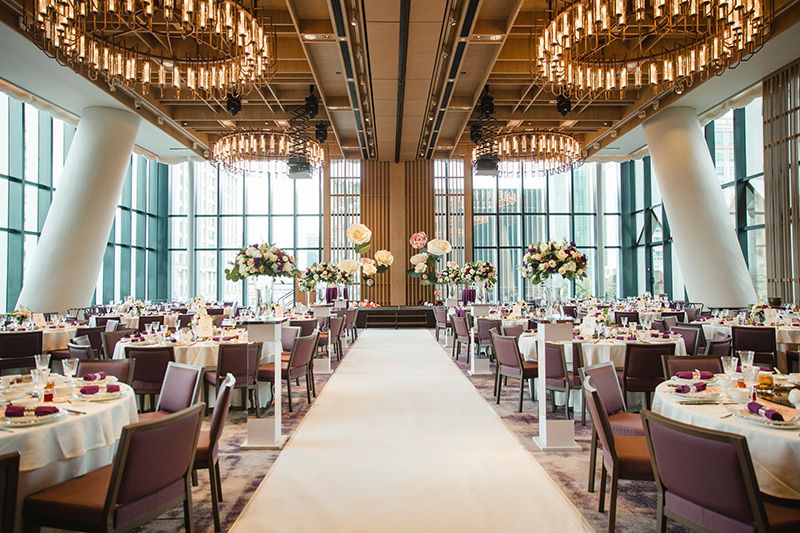cost of wedding venues singapore