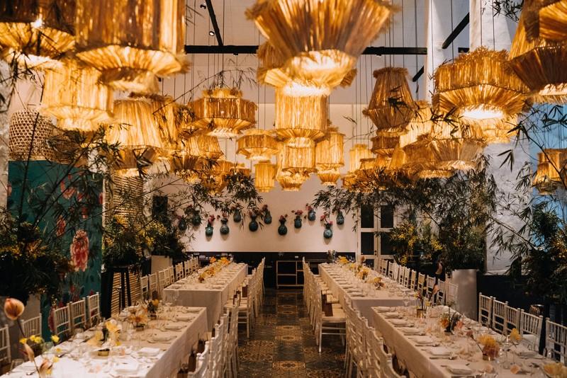 Candlenut Restaurant Wedding