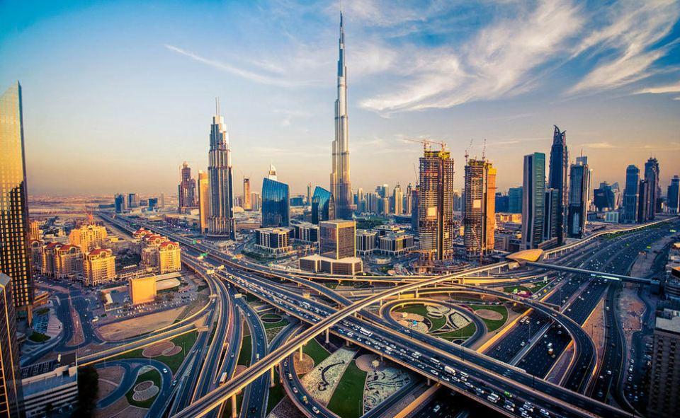best honeymoon destination Dubai, United Arab Emirates