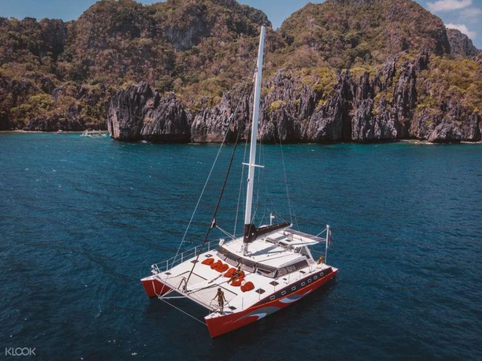 El Nido, Philippines El Nido Tour in a Luxury Catamaran