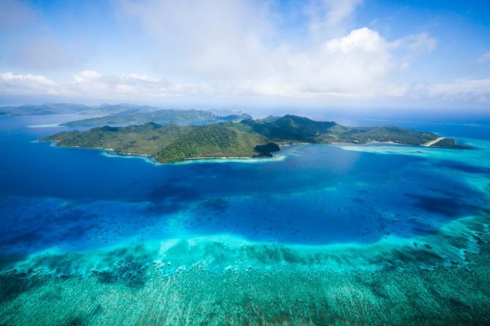 best honeymoon destination Fiji