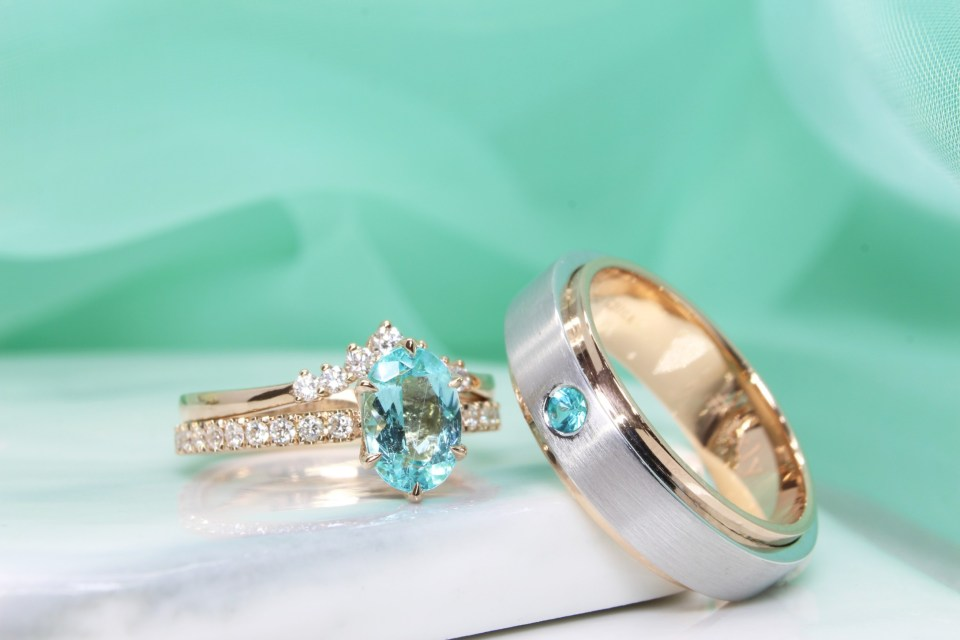 GIOIA Fine Jewellery wedding rings singapore
