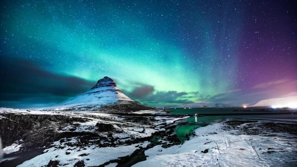 best honeymoon destination Iceland
