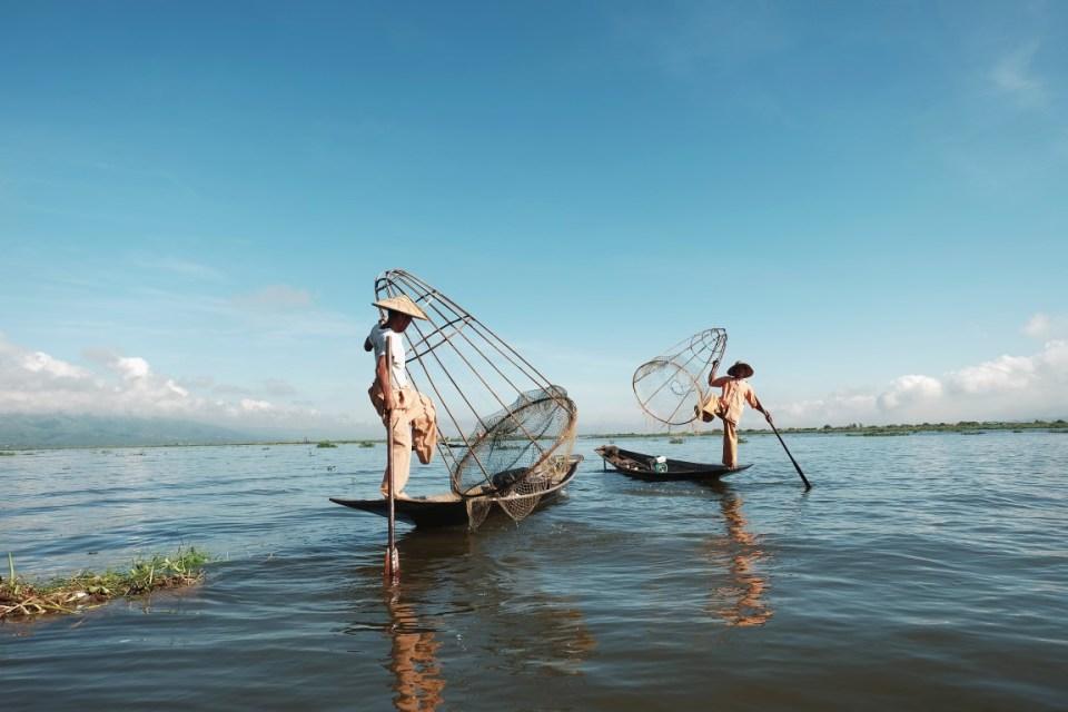 best honeymoon destination Inle Lake and Bagan, Myanmar