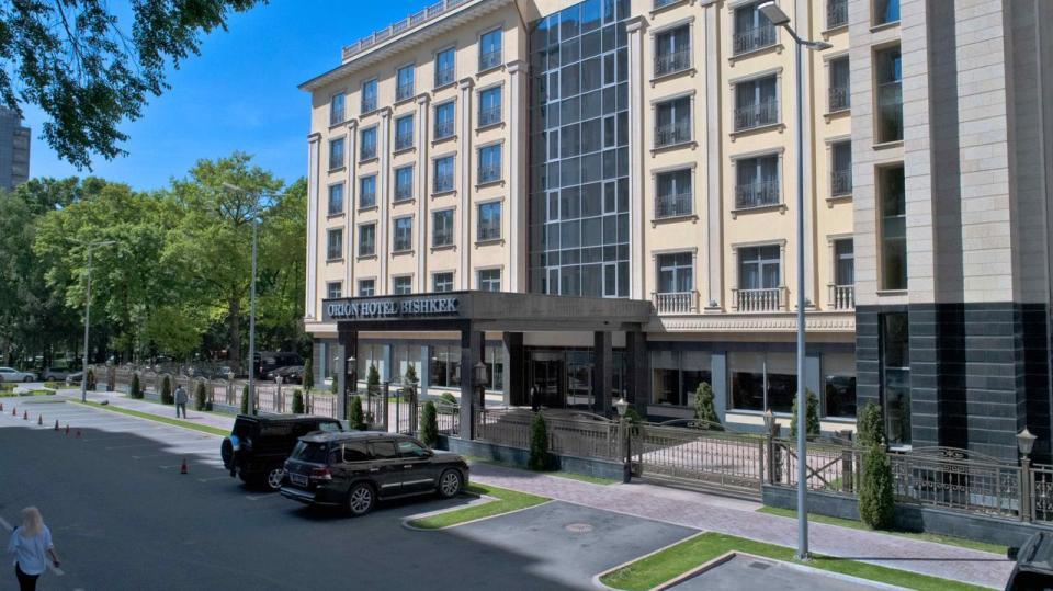best honeymoon destination Orion Hotel Bishkek