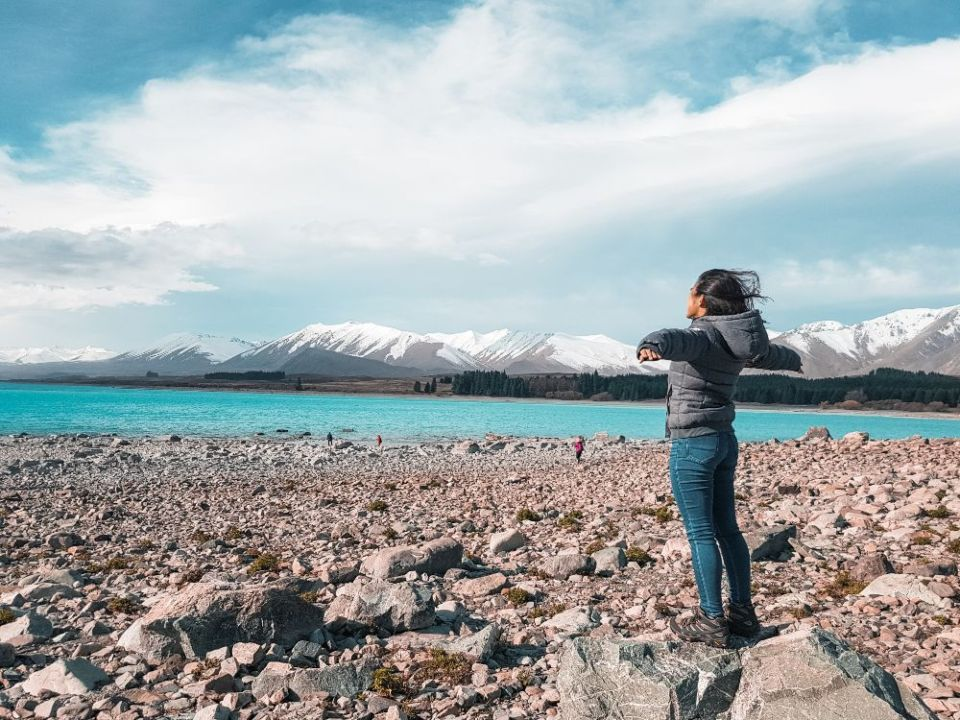 Lake Tekapo New Zealand South Island Itinerary