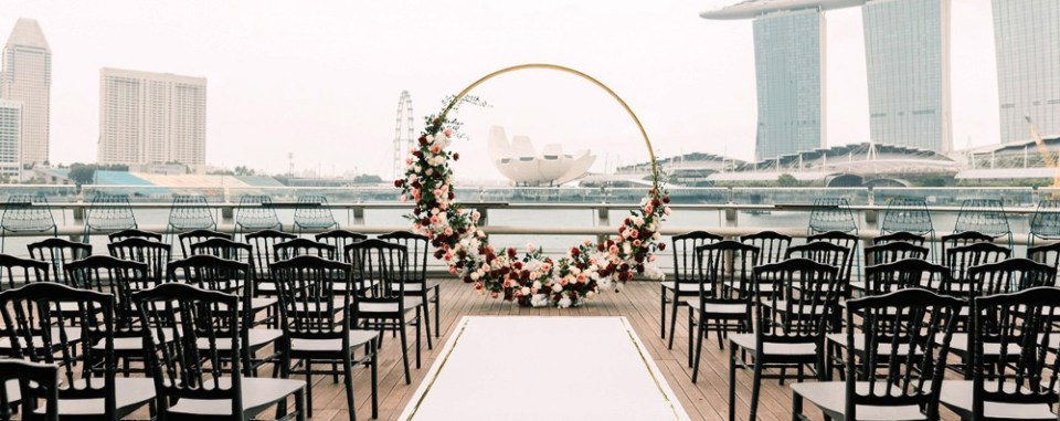Monti Bayfront Wedding Venue