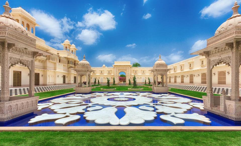 best honeymoon destination The Oberoi Udaivilas Udaipur