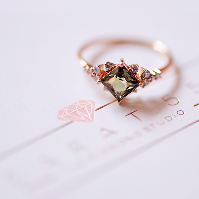 carat 55 engagement ring