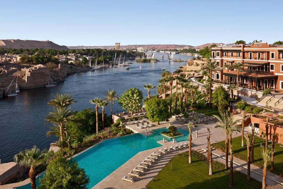 best honeymoon destination Sofitel Legend Old Cataract Opens