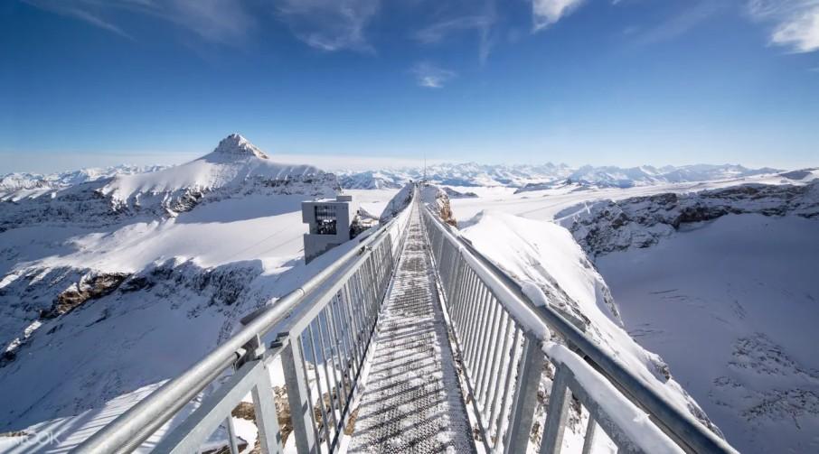 switzerland honeymoon Glacier 300 and Montreux Day Tour from Geneva
