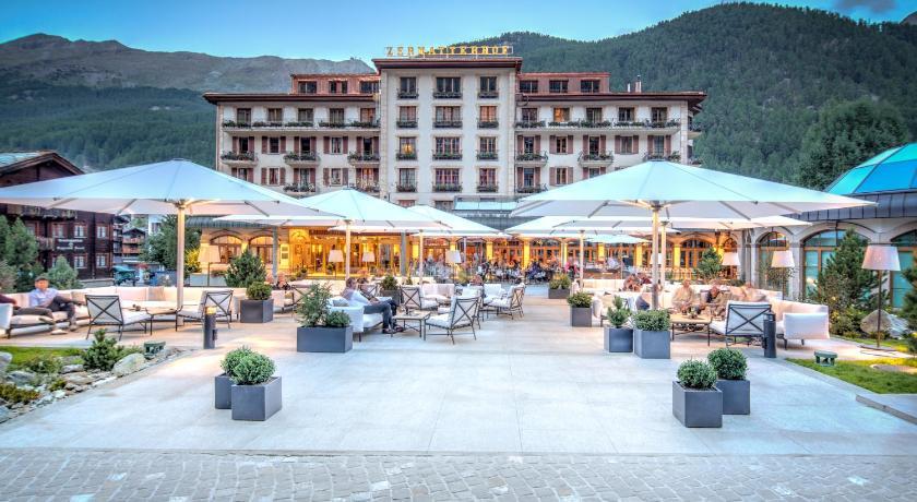 switzerland honeymoon Grand Hotel Zermatterhof