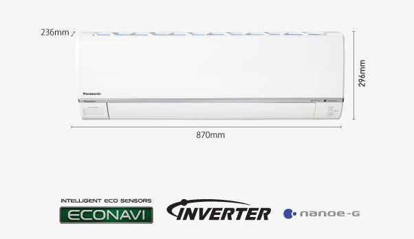 Panasonic Deluxe Inverter XS aircon