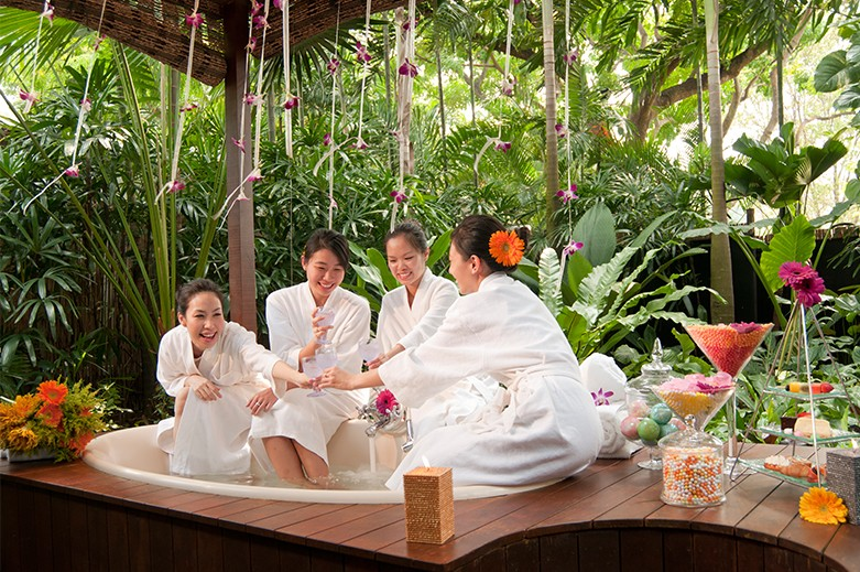 Aramsa Garden Massage Spa Singapore